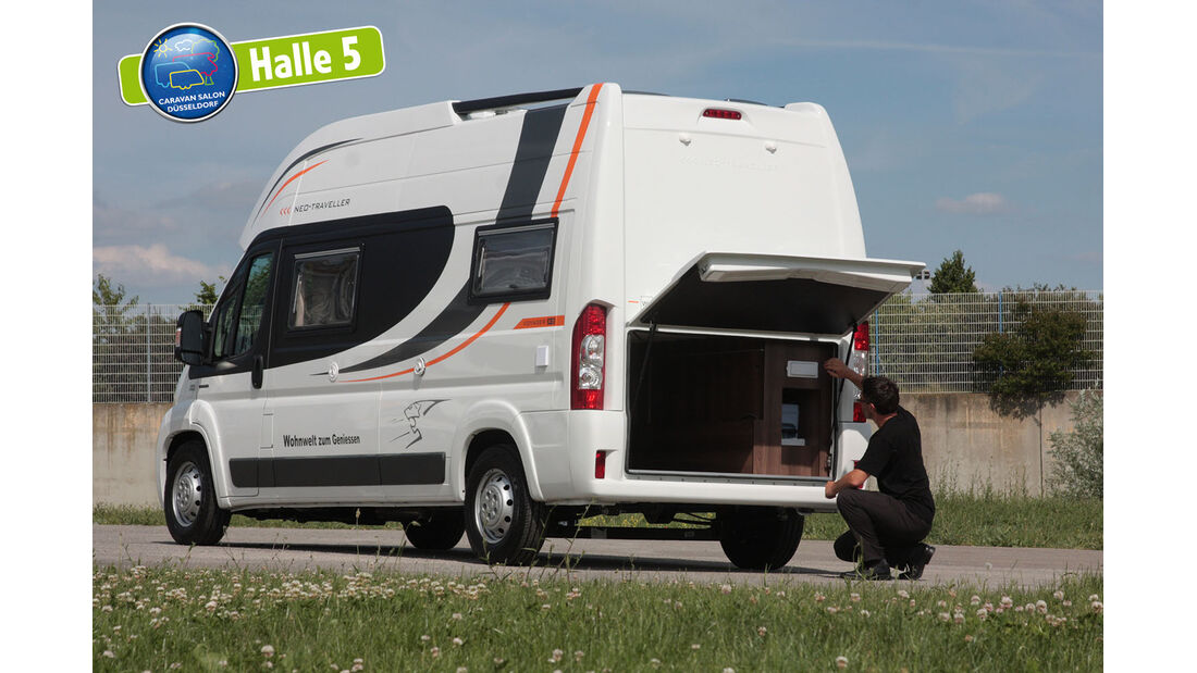 Neo Traveller Voyager XS