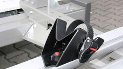 """Neu im Sawiko-Portfolio ist unter anderem das Kabelschloss-System """"Load-Lock"""" mit Edelstahlgehäuse."""