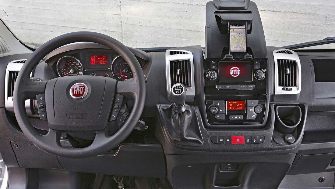 Neuauflage Fiat Ducato