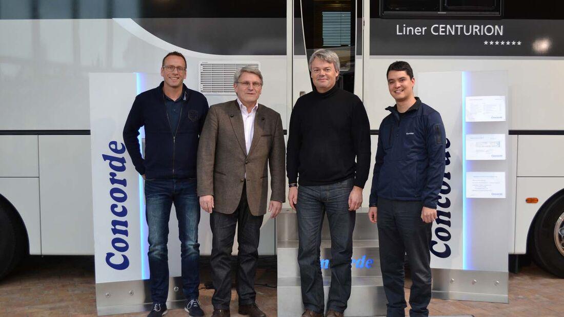 Neuer Beirat für Concorde Reisemobile GmbH