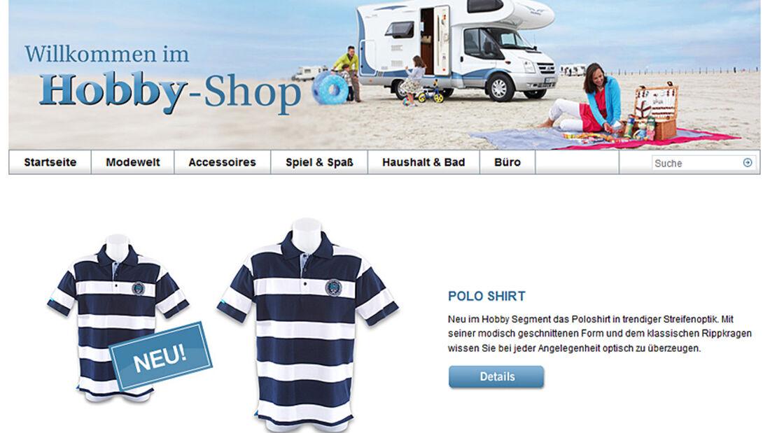 Neuer Hobby-Shop jetzt online geschaltet