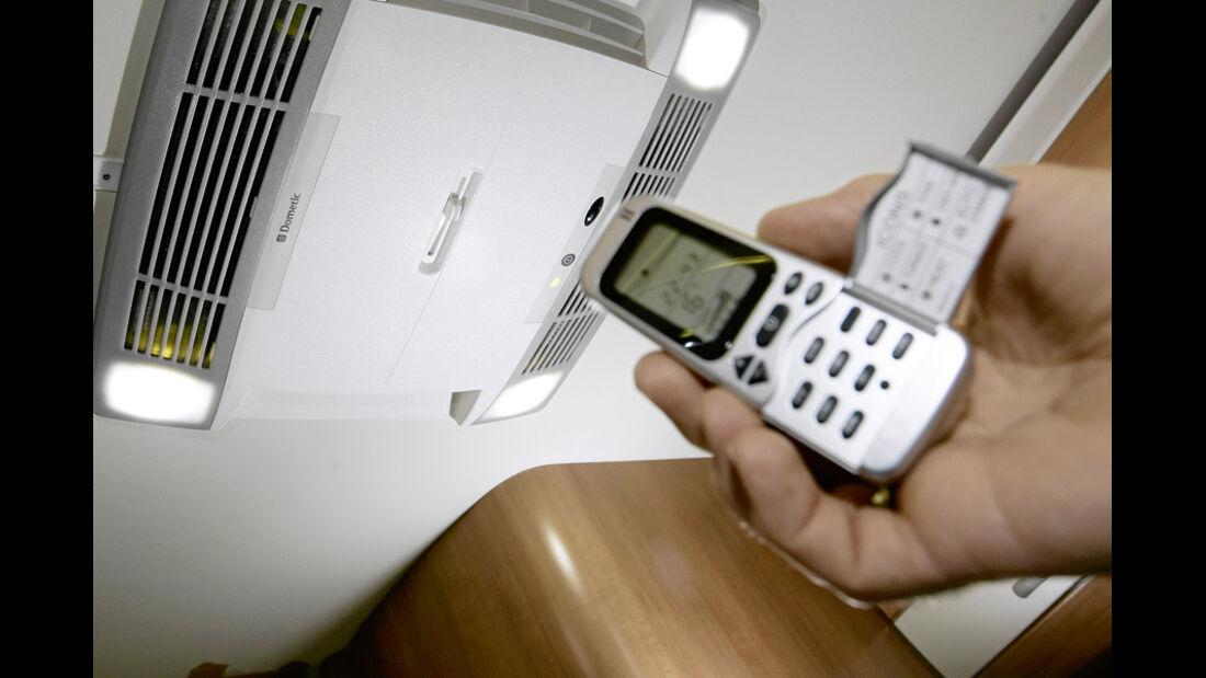 Neuheiten 2012, Vergleichstest Klimaanlagen