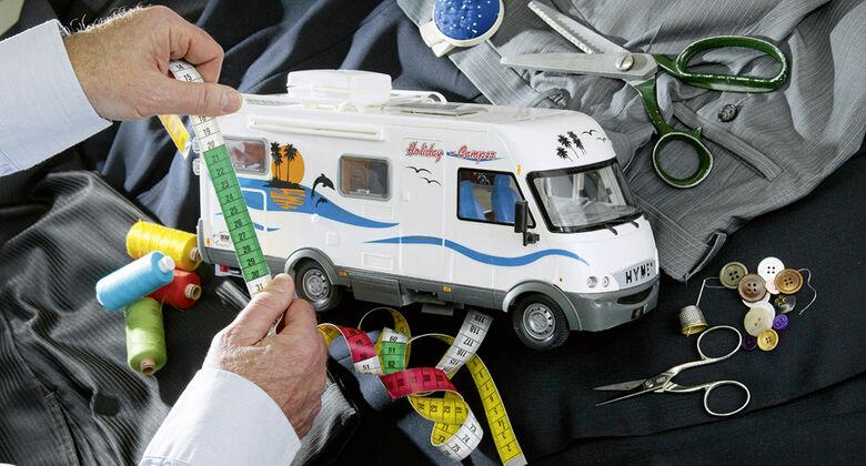 Neuheiten 2012, das massgeschneiderte Mobil