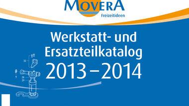 News: Movera Ersatzteilkatalog