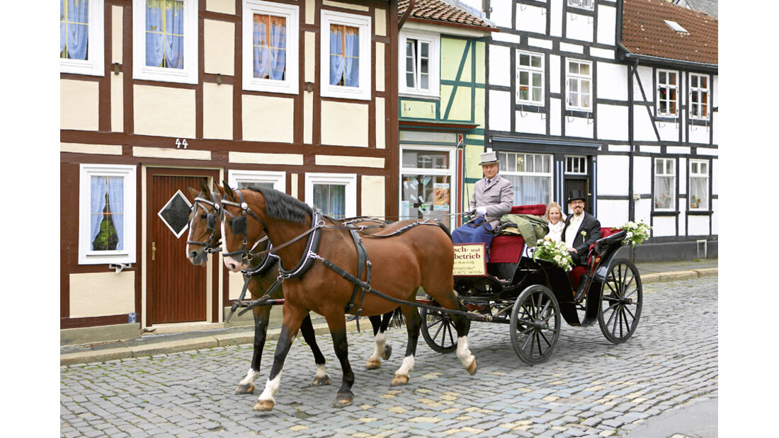Niedersachsen, Kutsche
