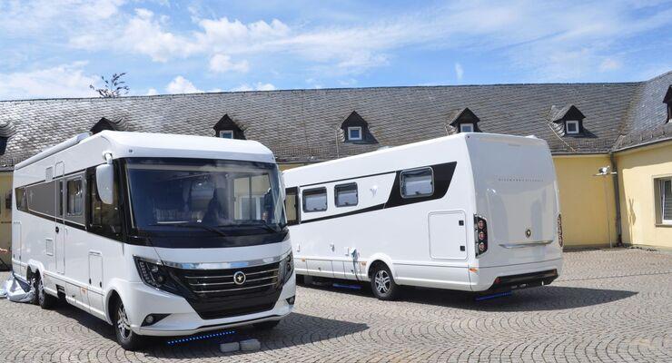 Niesmann + Bischoff hat den Arto verbessert. Das Reisemobil auf Fiat-Ducato-Basis mit Alko-Tiefrahmen hat ein neues Außenkleid erhalten.