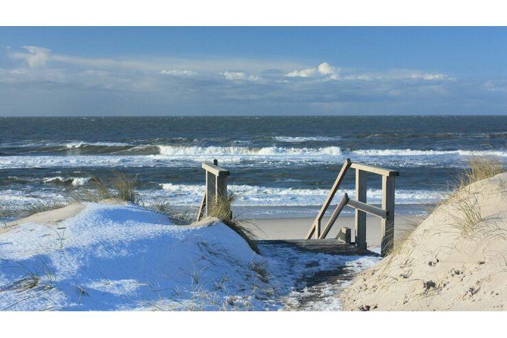 Winterliche Stellplatz-Tipps an der Nordsee: Wellness, Wandern und Weihnachtsmarkt