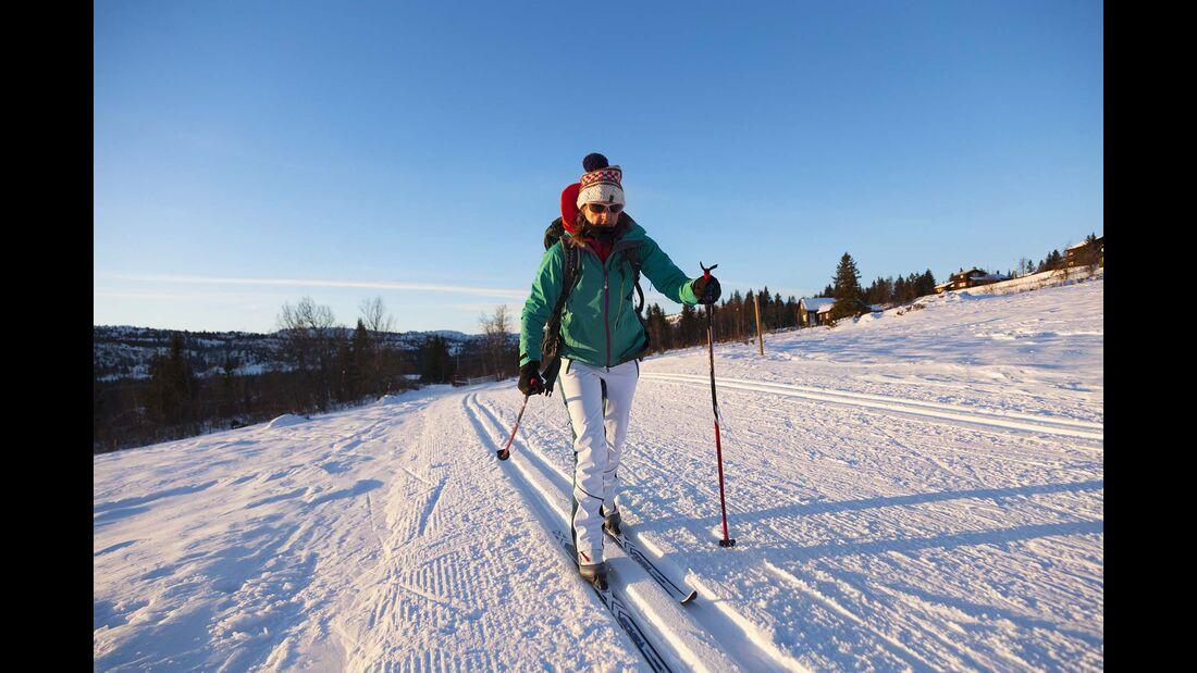 Norwegen Langlauf