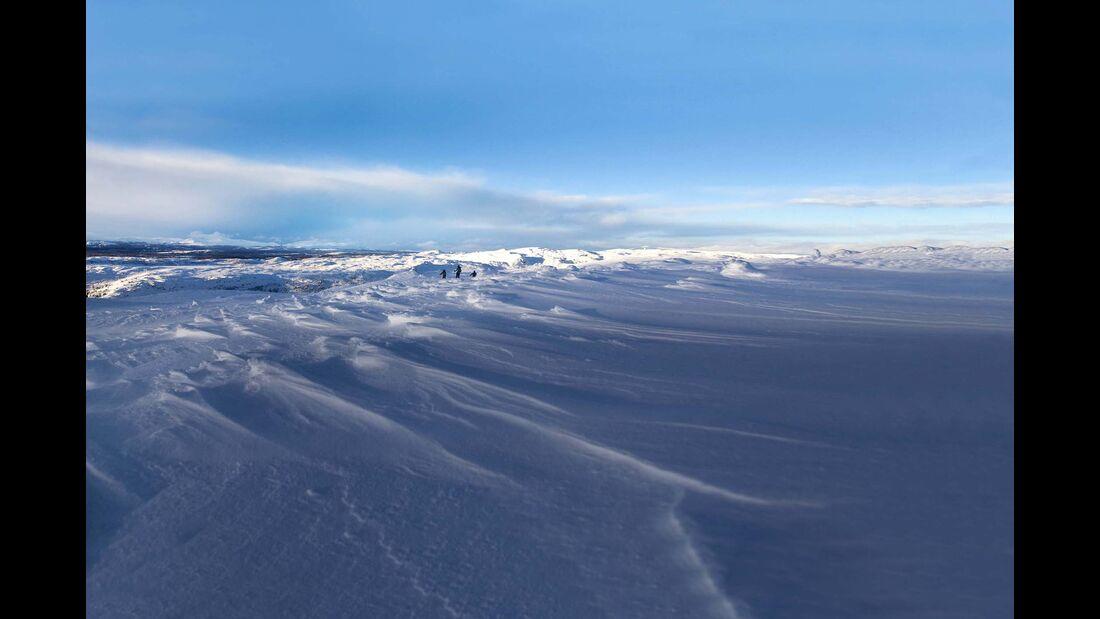 Norwegen Skigebiet Skeikampen