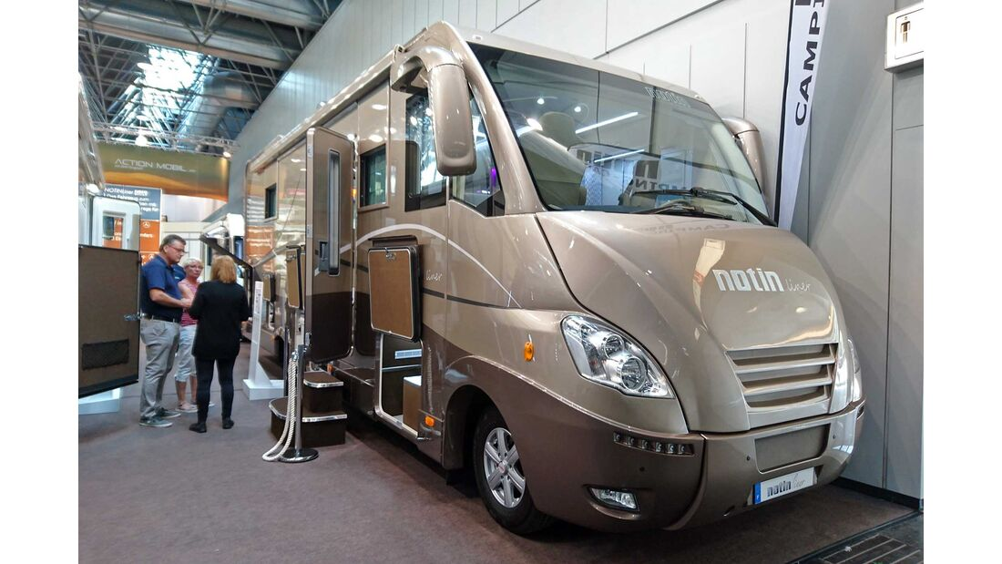 Notin Liner 940 Caravan Salon 2017