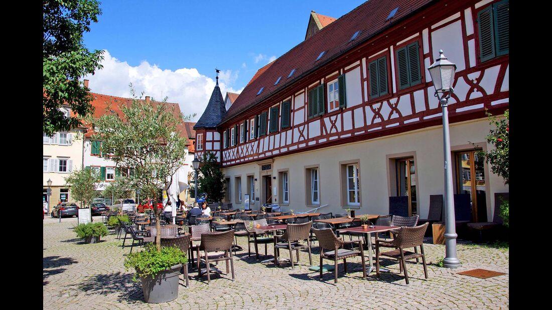 Öhringer Marktplatz