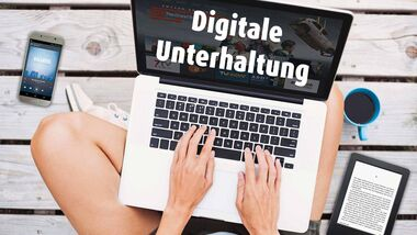 Online-Streaming