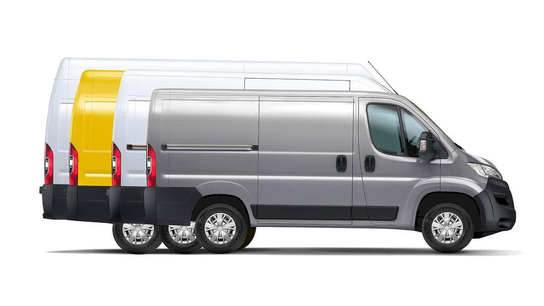 Opel Movano E Transporter