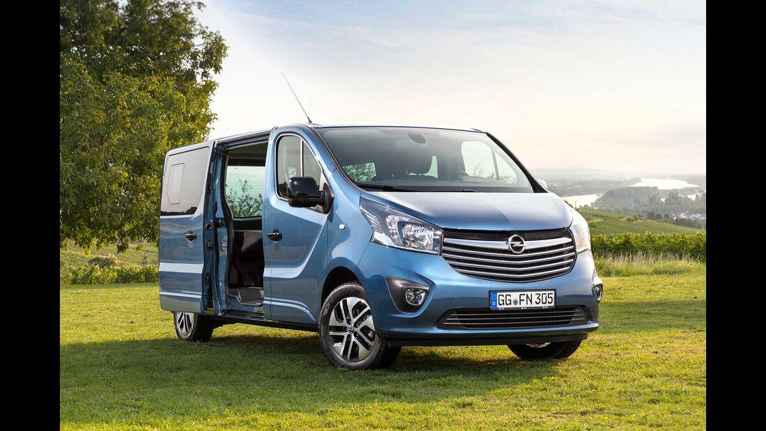 Opel Vivaro Life (2018)