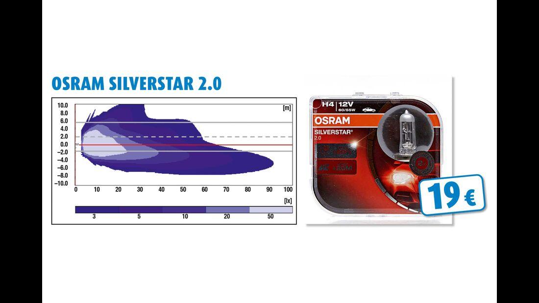 Osram Silverstar 2.1