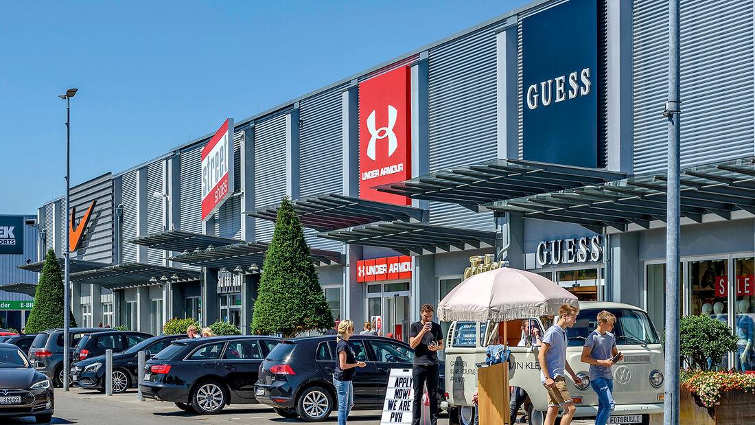 Outlets in Deutschland