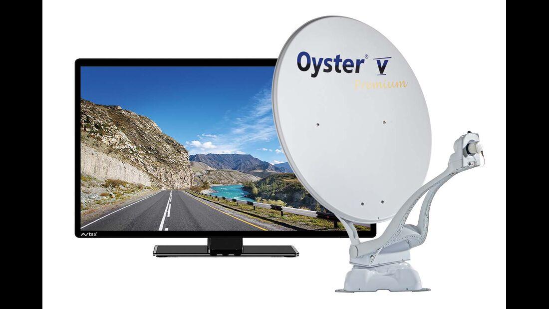 Oyster Vision TV-System