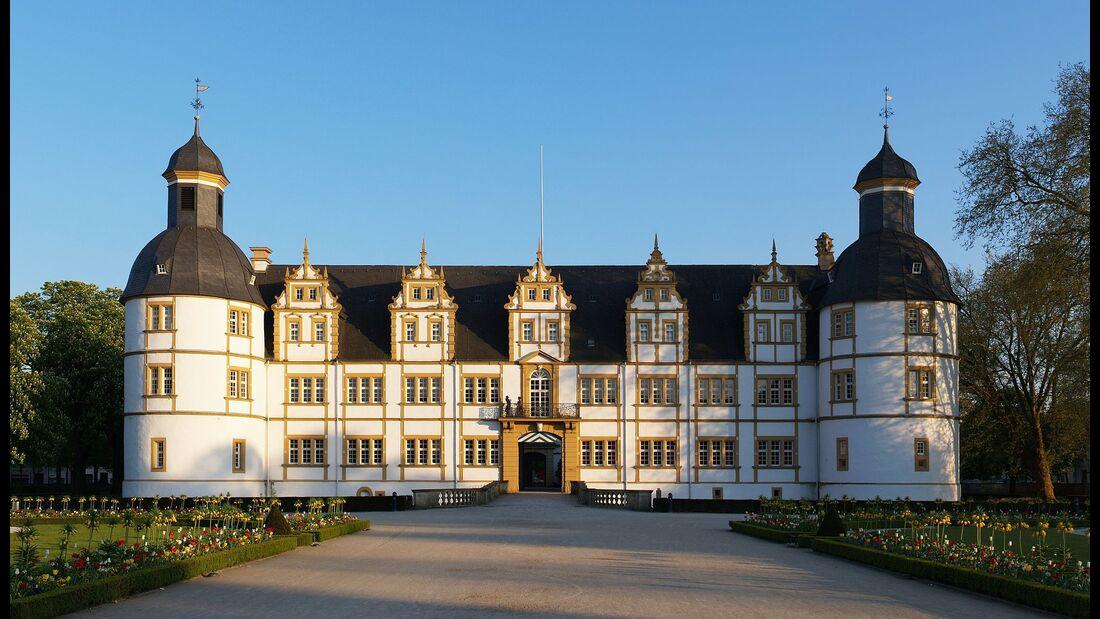 Paderborn Schloss Neuhaus