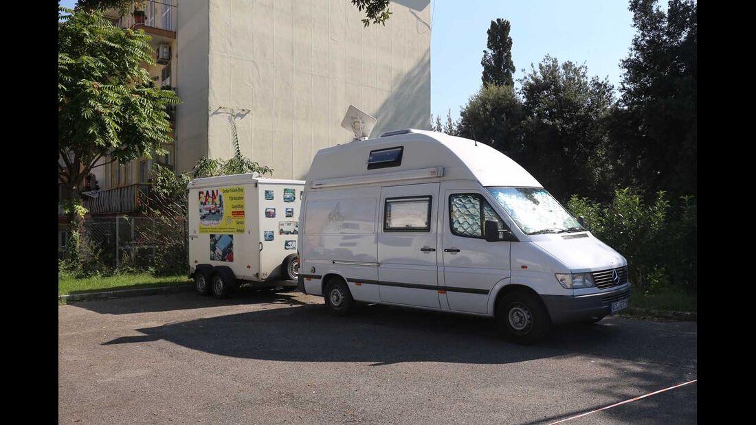 Parcheggio IPM Neapel