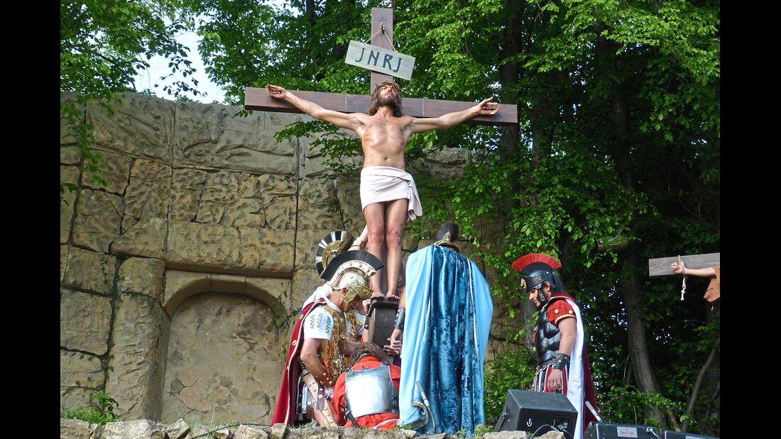 Passion Venerdi Santo Piemont Italien