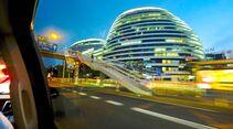 Peking bei Nacht