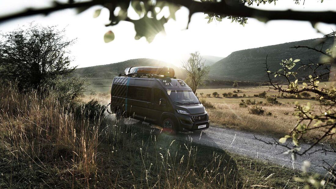 Peugeot Boxer 4x4 (2020)