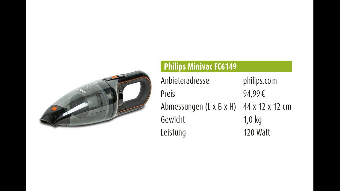 Philips Minivac FC6149