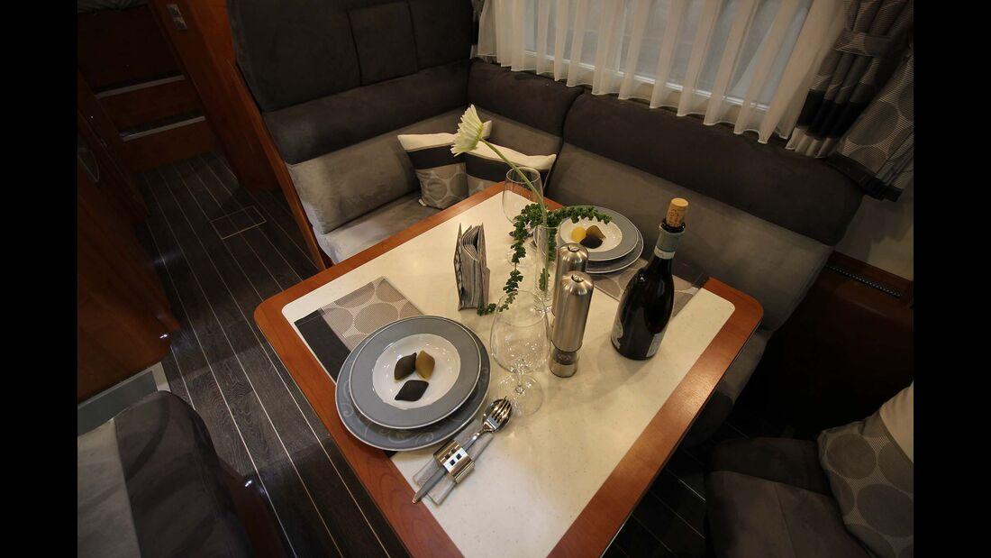 PhoeniX MaXi-Liner Tisch, Sitzecke