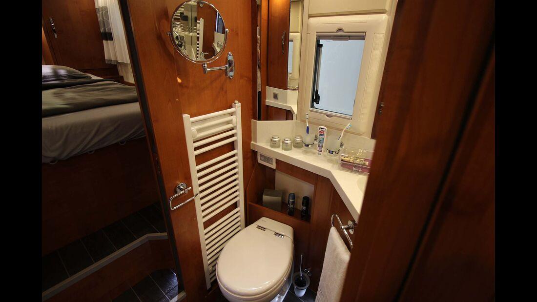 PhoeniX MaXi-Liner Toilette, Waschbecken