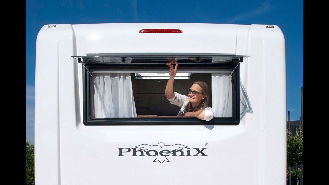 Phoenix Top-Alkoven 7900 QRSL