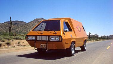Phoenix Van