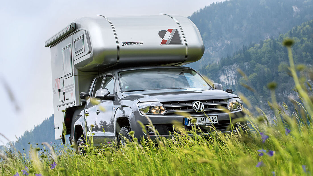 Pick-up-Camper