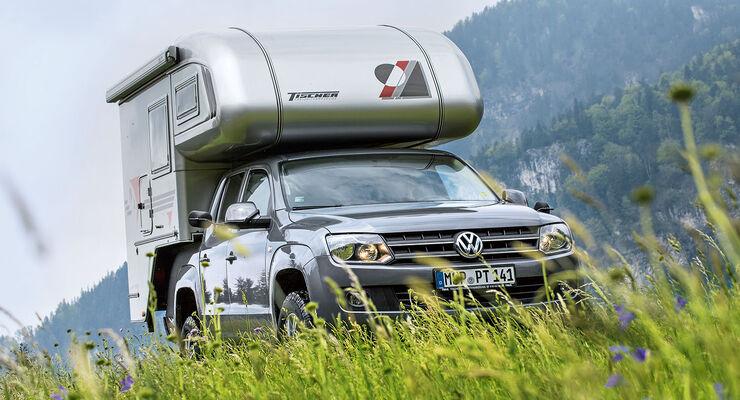 Pick-up-Camper