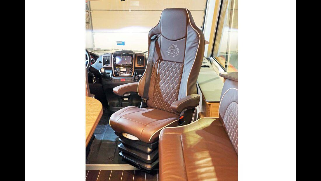 Pilotensitz Grammer Super Luxury