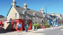 Pitlochry, beliebter Ausgangspunkt für Wanderungen