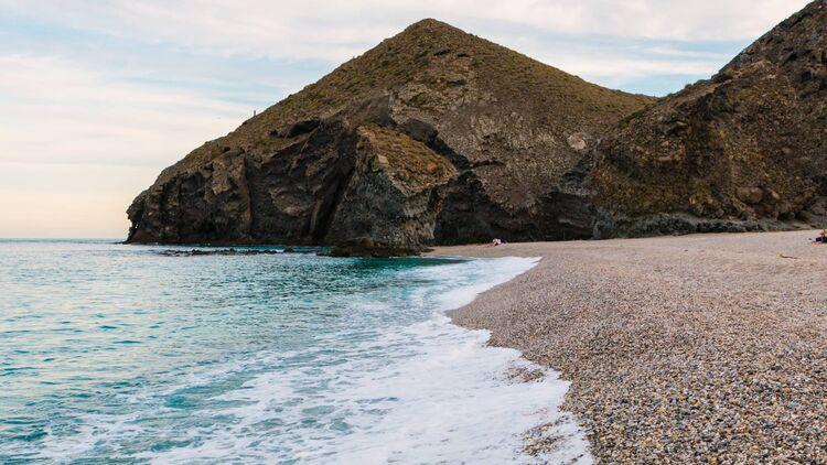 Sardinien fkk Tiliguerta camping