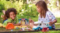 Playmobil-Sets Camping