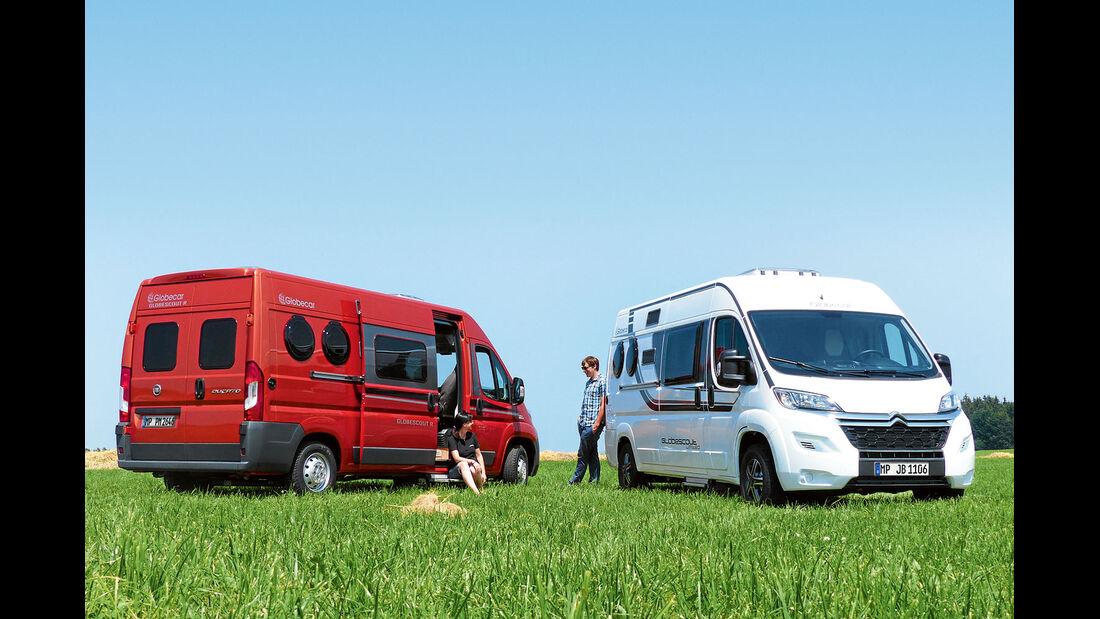 Pössl Campingbus