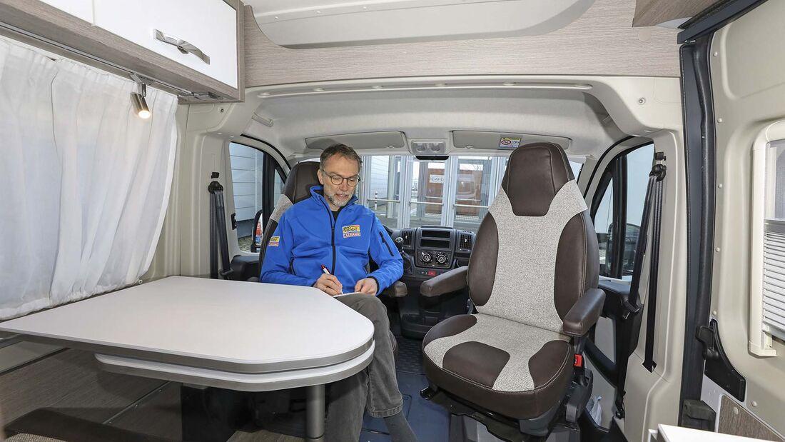 Pössl Roadcruiser Evolution (2020) im Test
