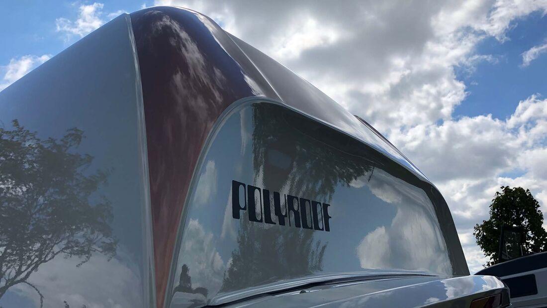Polyroof Transvan Weekeend (2022)