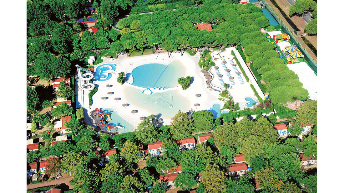 Pools und Wellnessbereiche