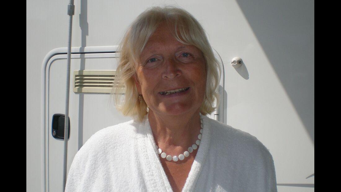 Porträt Petra Grandel