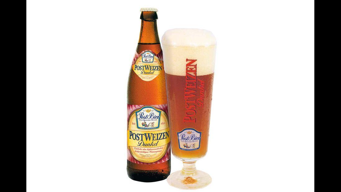 Post-Biere aus Weiler gibt es seit 1650.