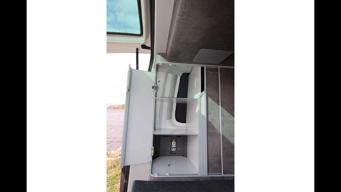 Praxistest VW T6.1 California Ocean (2020)