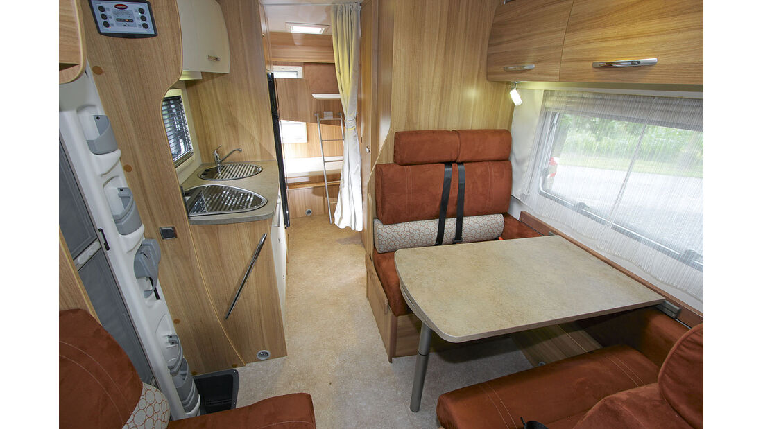 Premiere: Caravan-Salon, Challenger Genesis