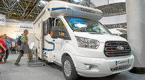 Premiere: Caravan-Salon, Reisemobile 2015, Chausson