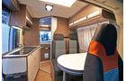 Premiere: Caravan-Salon, Reisemobile 2015, Globecar