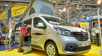 Premiere: Caravan-Salon, Reisemobile 2015, Karmann Mobil