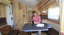 Premiere: Caravan-Salon, Sunlight T