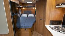 Premiere: Caravan-Salon, Weinsberg TI